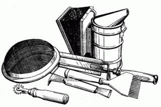 Ульи, оборудование, инструмент
